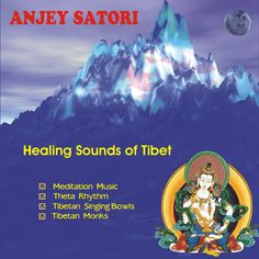 Healing Sounds of Tibet cover art