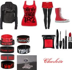 """""""Charlotte."""" by blake-smith ❤ liked on Polyvore"""