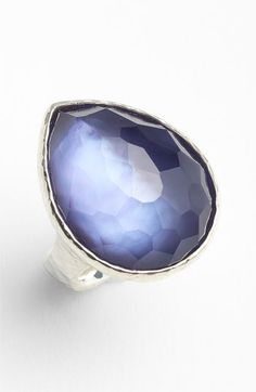 Ippolita Large Teardrop Ring