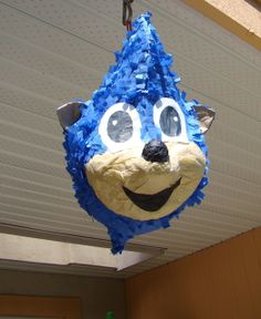 Sonic the Hedgehog Birthday Party Ideas | Photo 2 of 21 | Catch My Party