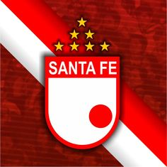 Independiente Santa Fe of Colombia wallpaper. Football Wallpaper, Fes, German, Soccer, Club, Santa Fe, Football Team, Sugar Skull Art, Colombia