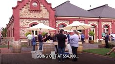 Wine enthusiasts, investors and wine makers came together on Friday 21 April for the biennial Barossa Wine Chapters Auction, taking place at the historic Cha.