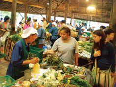 Organic Markets in Chiang Mai