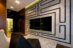 Потрясающая квартира в центре Варшавы от HOLA Design