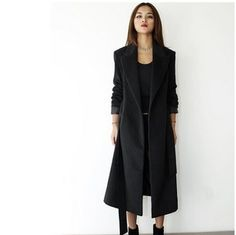 Image of TRENDY WOOL COAT