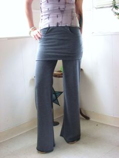 Chill Realm Yoga Pants w/pockets by HerbanDevi on Etsy, $65.00