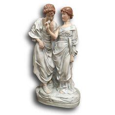 Porcelánová  soška -   Royal Dux     Nový Antik Bazar - Starožitnosti | Kategorie produktu Dekorace