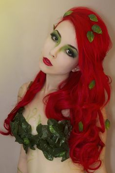 Poison Ivy by *Helen-Stifler
