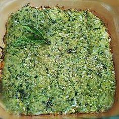 Torta di riso e zucchine @ allrecipes.it