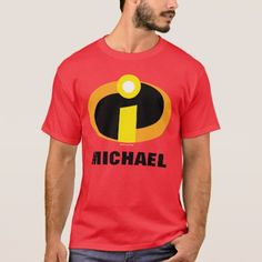 The Incredibles Logo | Family Vacation T-Shirt  $30.60  by theincredibles  - cyo customize personalize unique diy