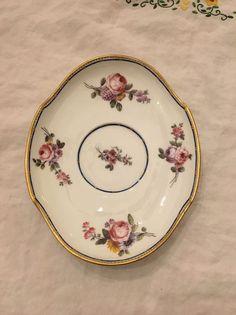 Superbe Présentoir Porcelaine SEVRES 18ème Rare Dish Stand Perfect Condition | eBay