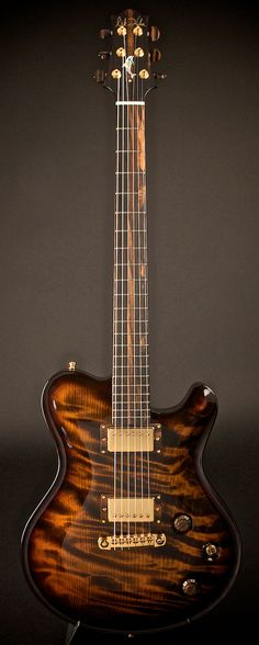 NIK HUBER Redwood | World Guitars