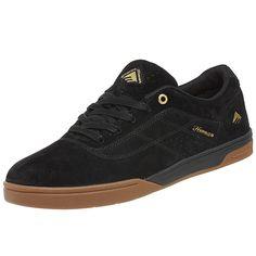 emerica shoes herman g6 | Home Guys Footwear Shoes Emerica Herman G6 Shoe- Black/Gum