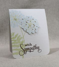 WEDNESDAY, AUGUST 14, 2013  August Papertrey Ink Countdown - Day 5   Stamps: Meadow Greens, Think Big Favorites #3 - Papertrey Ink Cardstock: Rustic White - Papertrey Ink Ink: Spring Rain, Spring Moss, Dark Chocolate - Papertrey Ink Other: Rustic Burlap Impression Plate, Meadow Greens Die Collection - Papertrey Ink; foam tape - Scotch; Mini-pearls - Mark Richards