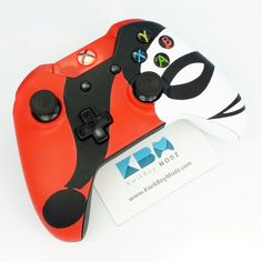 Harley Quinn Xbox One Controller Shipping Out from www.KwikBoyModz.com  #KwikBoyModz #CustomController #CustomControllers #Controller #Controllers #ModdedController #ModdedControllers #NewController #ControllerMods #Gaming #Gamer #Gamers #XboxOne #XboxOneController #CustomXboxOneController #ModdedXboxOneController #HarleyQuinn #HarleyQuinnController