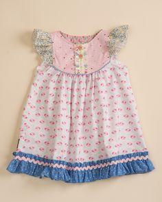Lara Flutter Dress $62.00 Item #: P15DD10