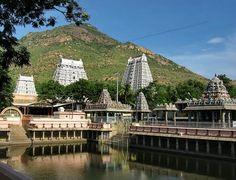 Tiruvannamalai Temple and Hill