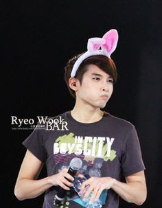 Super Junior's Ryeowook *WOOKIE~~!