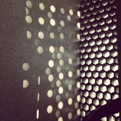 Muro Calado · Facultad de Arquitectura y Urbanismo. UCV