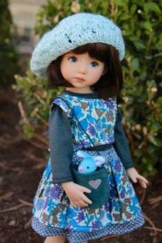Dianna Effner Little Darling doll