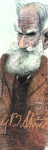 George Bernard Shaw Bookmark Literary Luminaries http://www.amazon.com/dp/B0007OF3UQ/ref=cm_sw_r_pi_dp_mMAQtb1D6GGG13RC