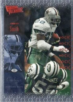 EMMITT SMITH - 2000 ULTIMATE VICTORY #26 - MINT - COWBOYS - FREE S/H
