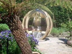 Something romantic for the garden.