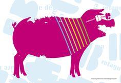"Hors série ""Vue sur le porc"" © Je dévore ma Bretagne - jedevoremabretagne.over-blog.com"