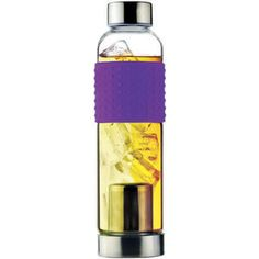 Ice Tea 2 Go Bottle in Violet by Joyous
