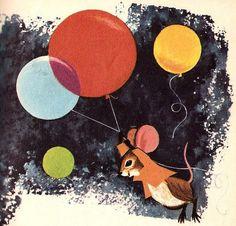 "Illustrated by Herbert Kane, ""The Animal Fair"" Rand McNally 1964."