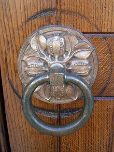 Door Knocker | Flickr - Photo Sharing!