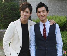 Yoon Hyun-min & Jung Kyung-ho