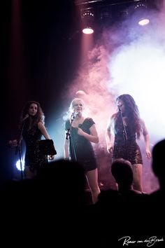 Melany Bhola, Dimphy Croese and Sabine Balk - Hot Leggs Tina Turner Tributeband