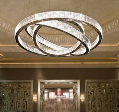 Classic Home Lighting with Elegant and Contemporary Round Crystal Chandeliers