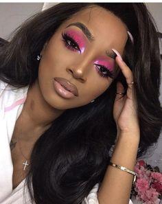 Easy And Attractive Eye Makeup For Beginners Glam Makeup, Pink Makeup, Cute Makeup, Girls Makeup, Gorgeous Makeup, Pretty Makeup, Beauty Makeup, Makeup Geek, Romantic Makeup