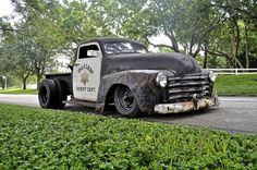 1954 Chevrolet Pickup Body TRUE RAT ROD, PATINA TRUCK, RAT, MODEL A,BAGGED, AIR RIDE, C10, F100, BELAIR,