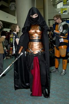 Badass Star Wars cosplay