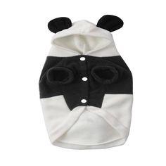 Disfraz de Panda para Gatos