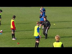 Warm Up - Coordination With & Without The Ball. Damian Roden - YouTube