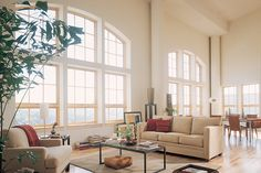 Round Top Casement and Awning Windows Living Room Interior Living Room Windows, House Windows, Living Room Interior, Windows And Doors, Window Replacement Cost, Window Manufacturers, Marvin Windows, Door Images, Home Estimate