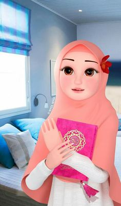 Cute Boys Images, Cute Baby Girl Pictures, Girly Pictures, Girl Cartoon Characters, Cartoon Art, Cute Cartoon, Girl Drawing Pictures, Funny Emoji Faces, Hijab Dp