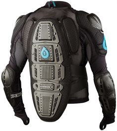 Picture of 661 Rage Pressure Suit back