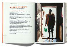 Migros Annual Report 2006 | Typographer: Roger Furrer | Concept: Studio Achermann, Zurich