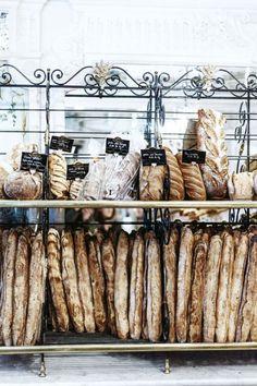 Boulangerie, Paris by Daniel Farò Mein Café, French Baguette, Paris Baguette, French Food, French Bakery, French Wine, Paris Travel, Food Photography, Photography Outfits