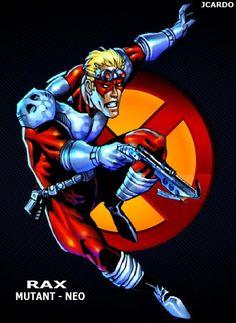 Rax - Mutant Neo