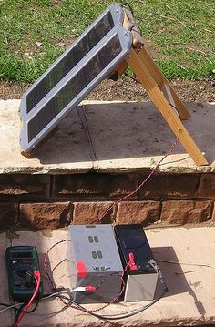1000 Images About Homemade Solar Panels On Pinterest