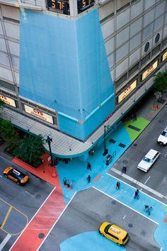 Jessica Stockholder's 'Color Jam' installation in Chicago