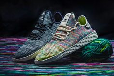 The Pharrell Williams x adidas Tennis Hu Pack Is Ready to Drop This Week