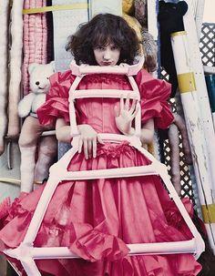 コム デ ギャルソンに見る「ピンク」の可能性   Fashionsnap.com   Fashionsnap.com