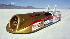 A Journey from 0 to 633mph and Back Again – video